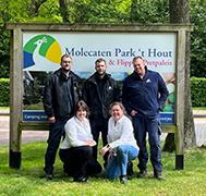 Team Flippies Pretpaleis