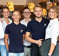 Team Essen & Trinken Ginkeltuin
