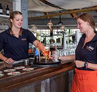 Team restaurant Zuid Zoet Zout