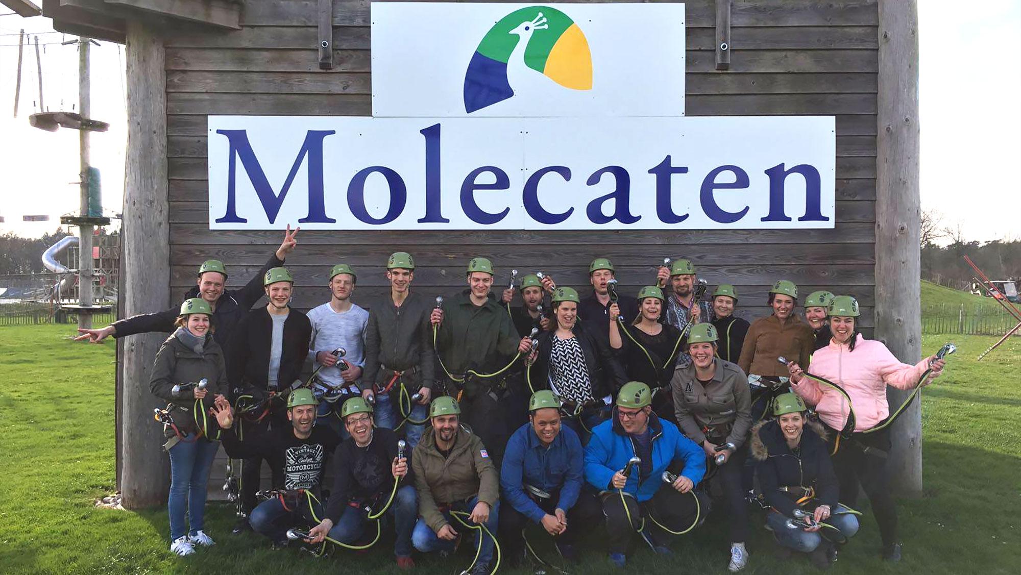 Groepsuitje Molecaten Outdoor Drenthe Wezuperbrug 24