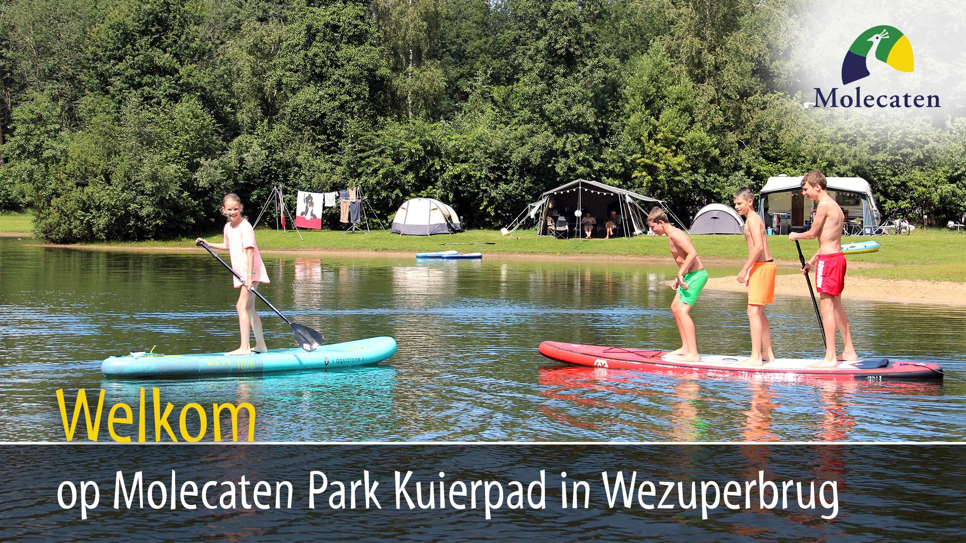 Molecaten Park Kuierpad in Wezuperbrug 2