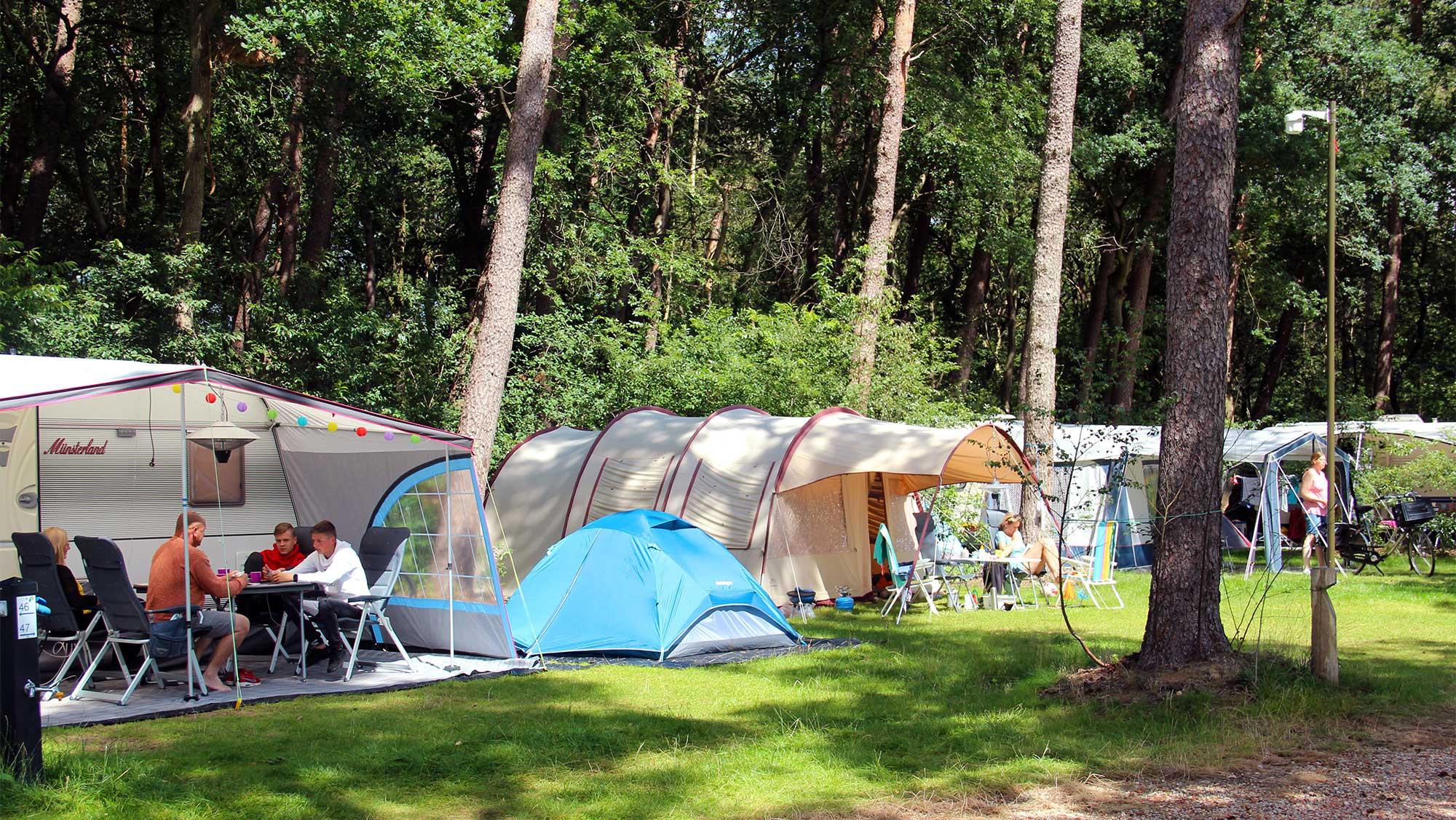 Comfortplaats kamperen Molecaten Park Kuierpad 03