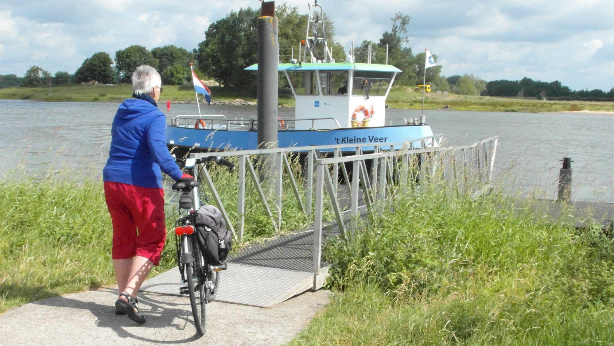 Omgeving Molecaten parken Hattem Heerde 12 fietspond Kleine Veer