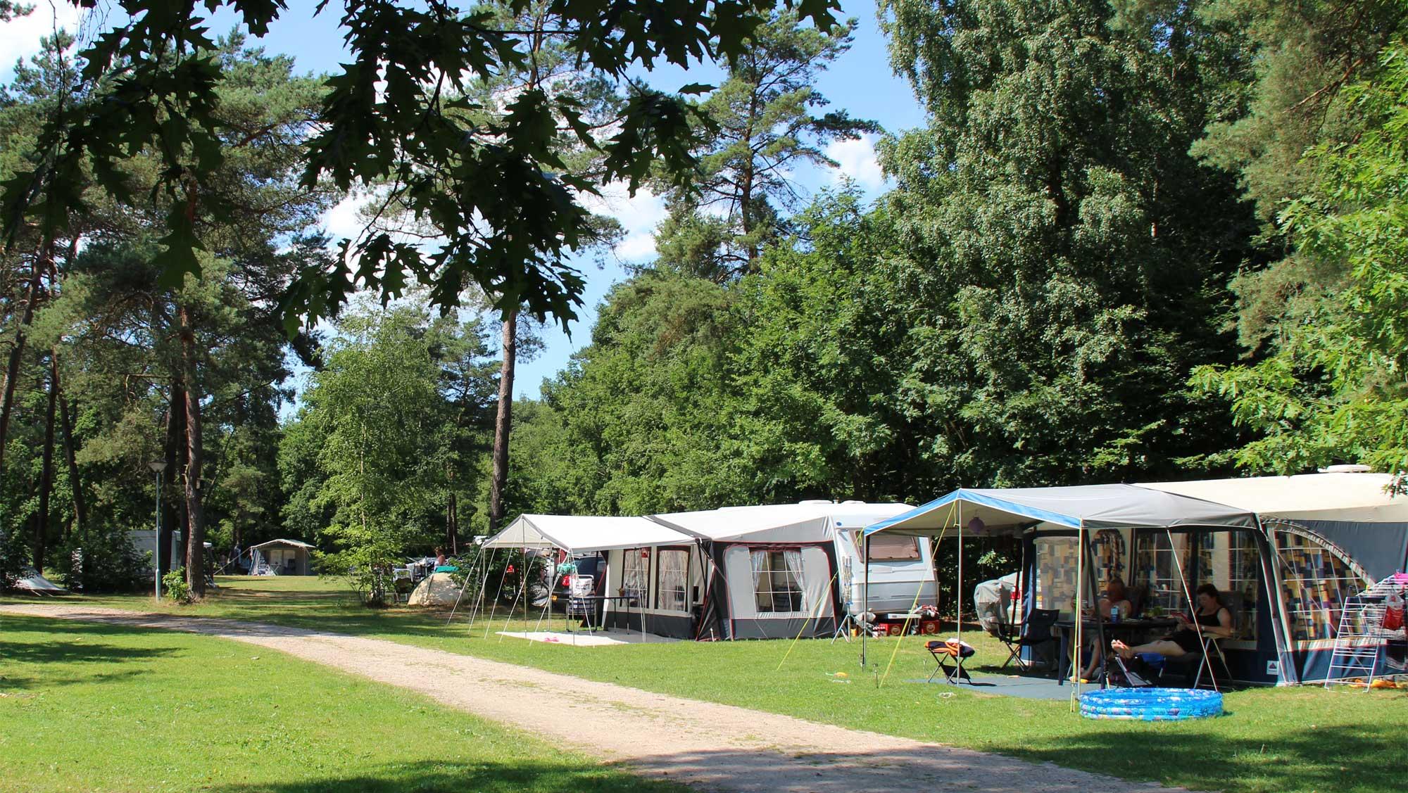 Comfortplaats kamperen Molecaten Park De Koerberg 01