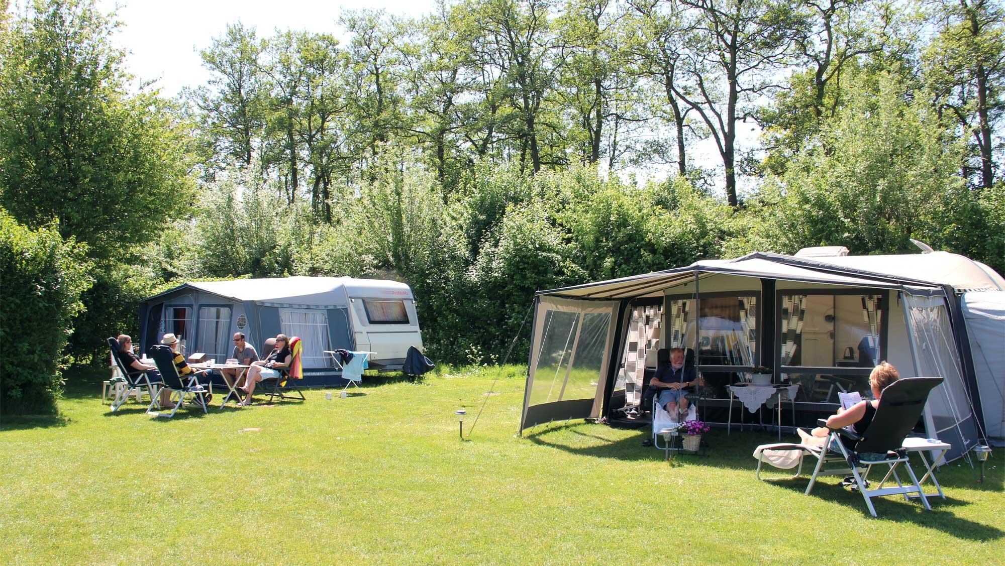 Comfortplaats B kamperen Molecaten Park Wijde Blick 01