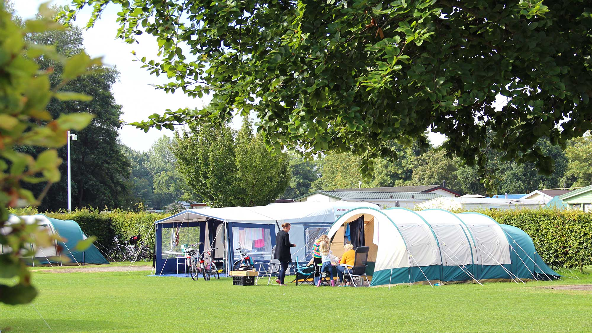 Comfortplaats kamperen Molecaten Park Waterbos 02