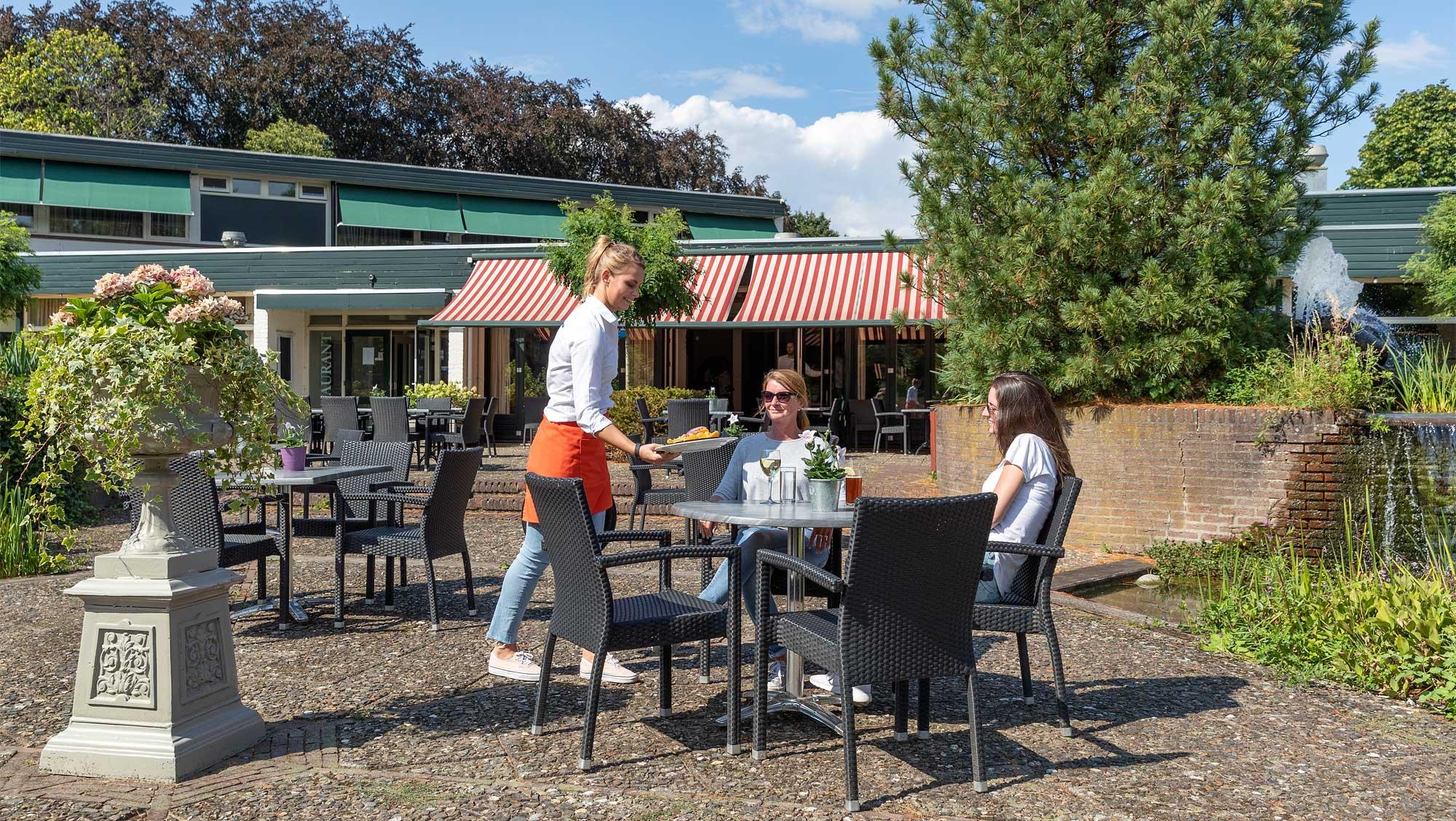 Eten en drinken Ginkeltuin Molecaten Park Landgoed Ginkelduin 10