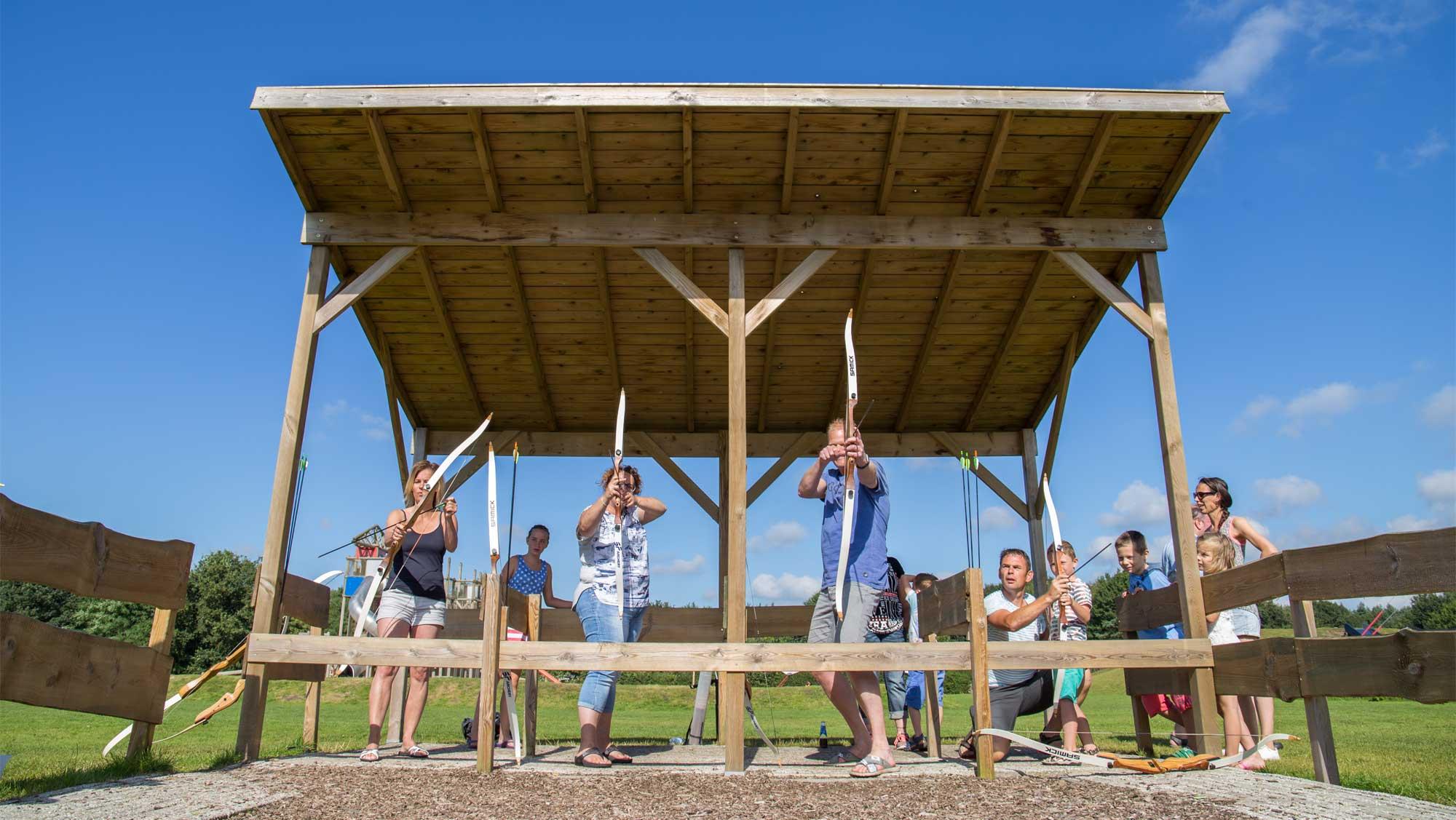 Molecaten Outdoor Drenthe Molecaten Park Kuierpad 05 boogschieten
