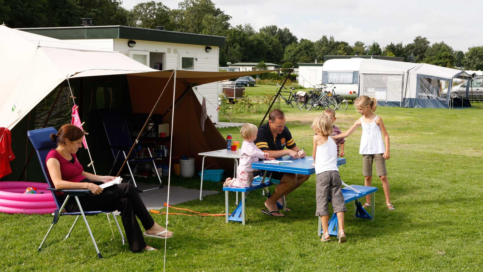 Comfortplusplaats kamperen Molecaten Park Waterbos 02