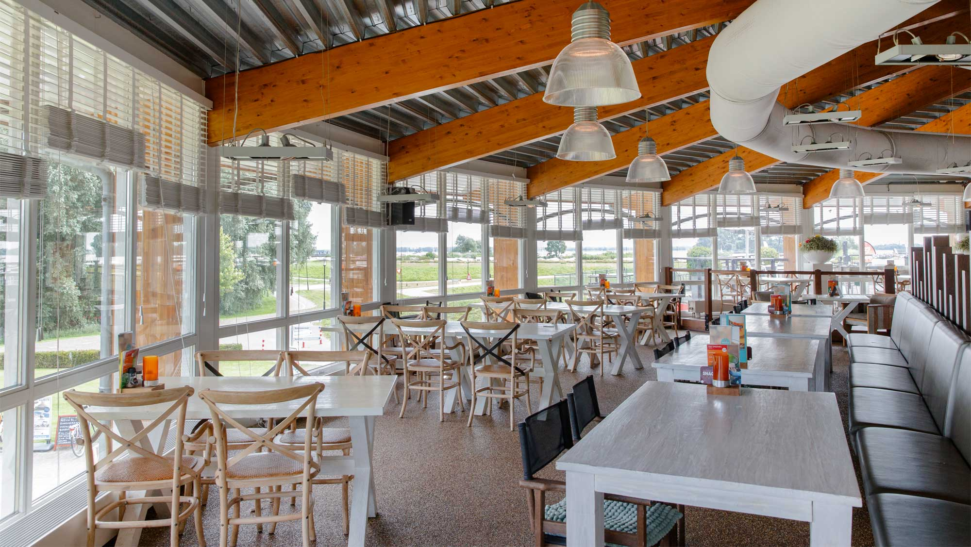 Restaurant Zuid Zoet Zout Molecaten Park Flevostrand 13