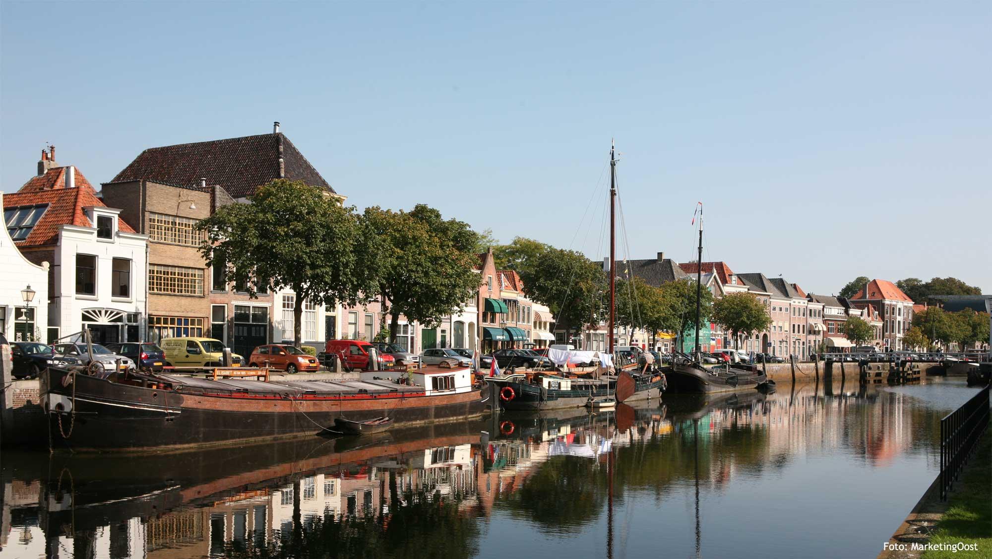 Omgeving Molecaten Park De Agnietenberg 04 Zwolle