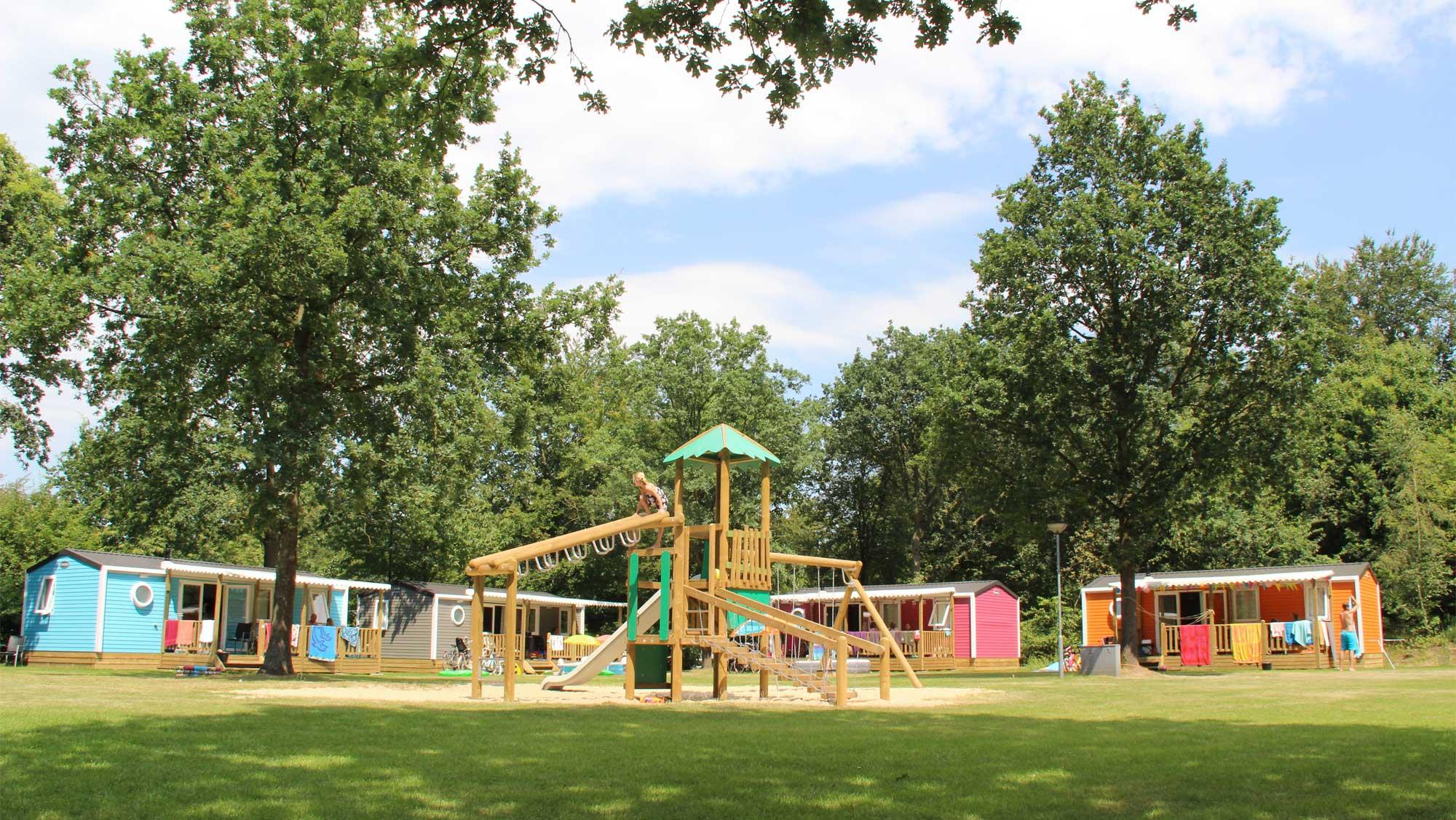 6pers chalet Lupine Molecaten Park Bosbad Hoeven 04