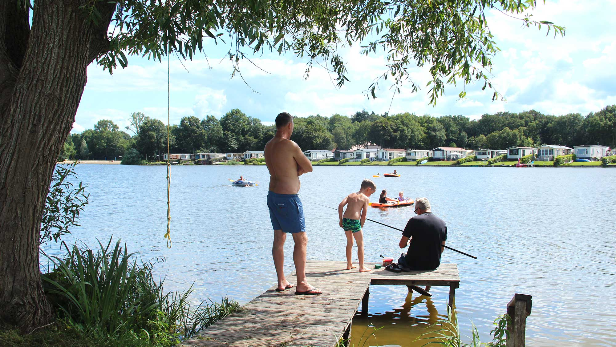 Molecaten Park De Agnietenberg 07 Agnietenplas