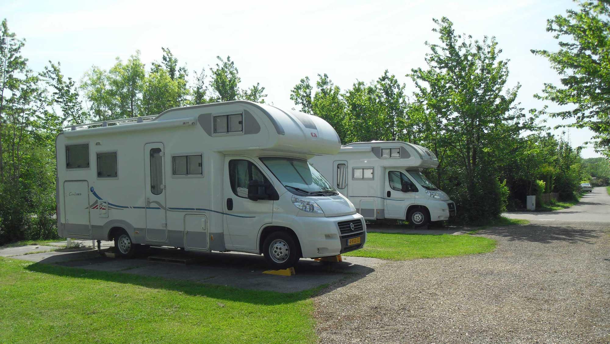 Campercomfortplaats Molecaten Park Rondeweibos 01