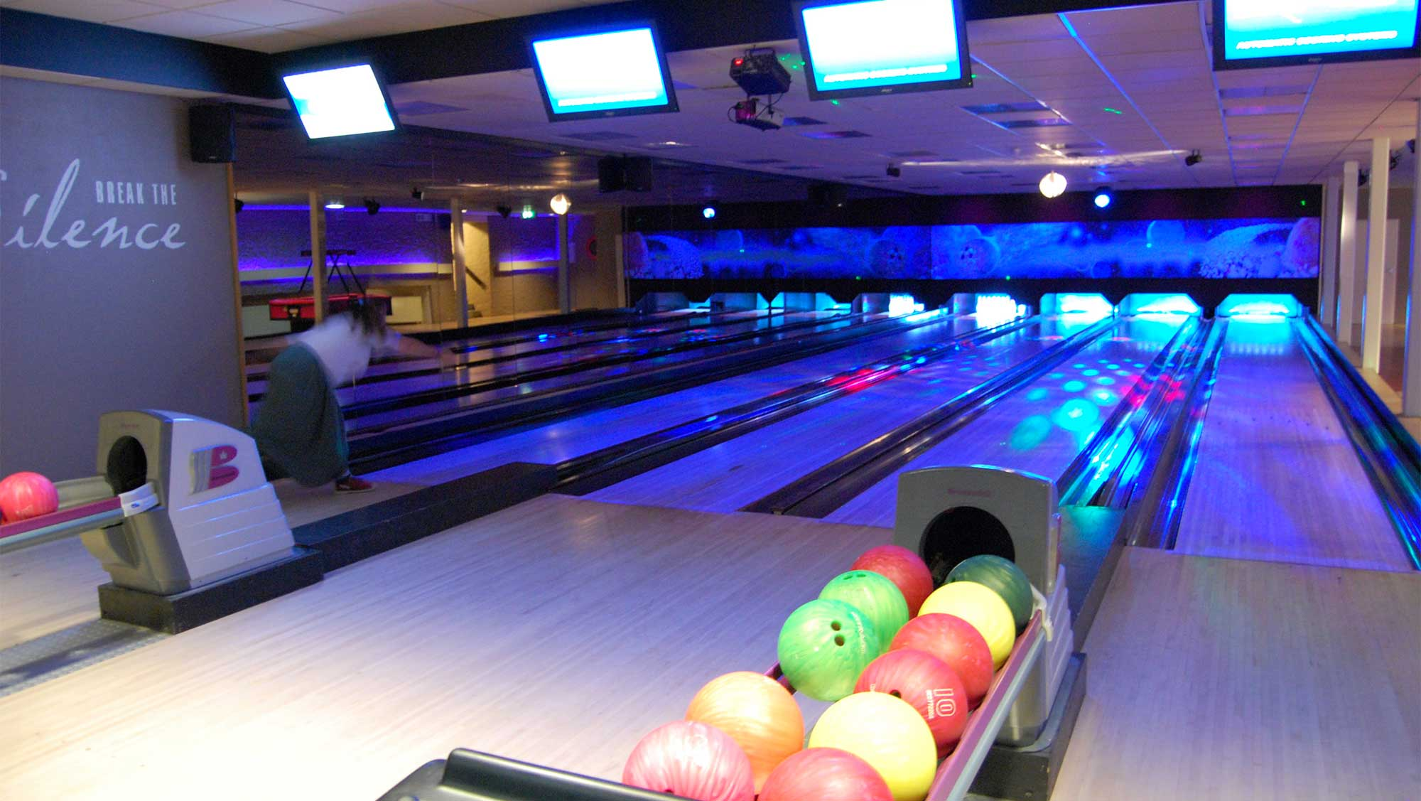 Bowling Bowlz Molecaten Park Landgoed Ginkelduin 01 bowlen