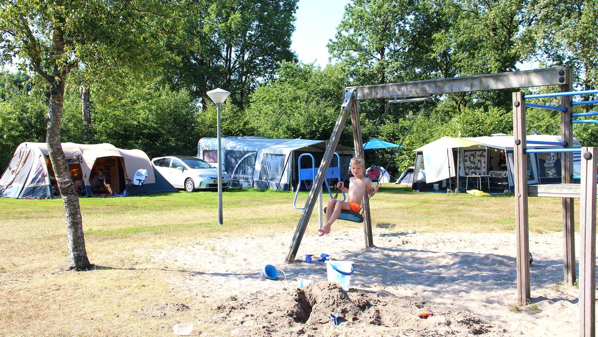 Comfortplaats kamperen Molecaten Park Het Landschap 01