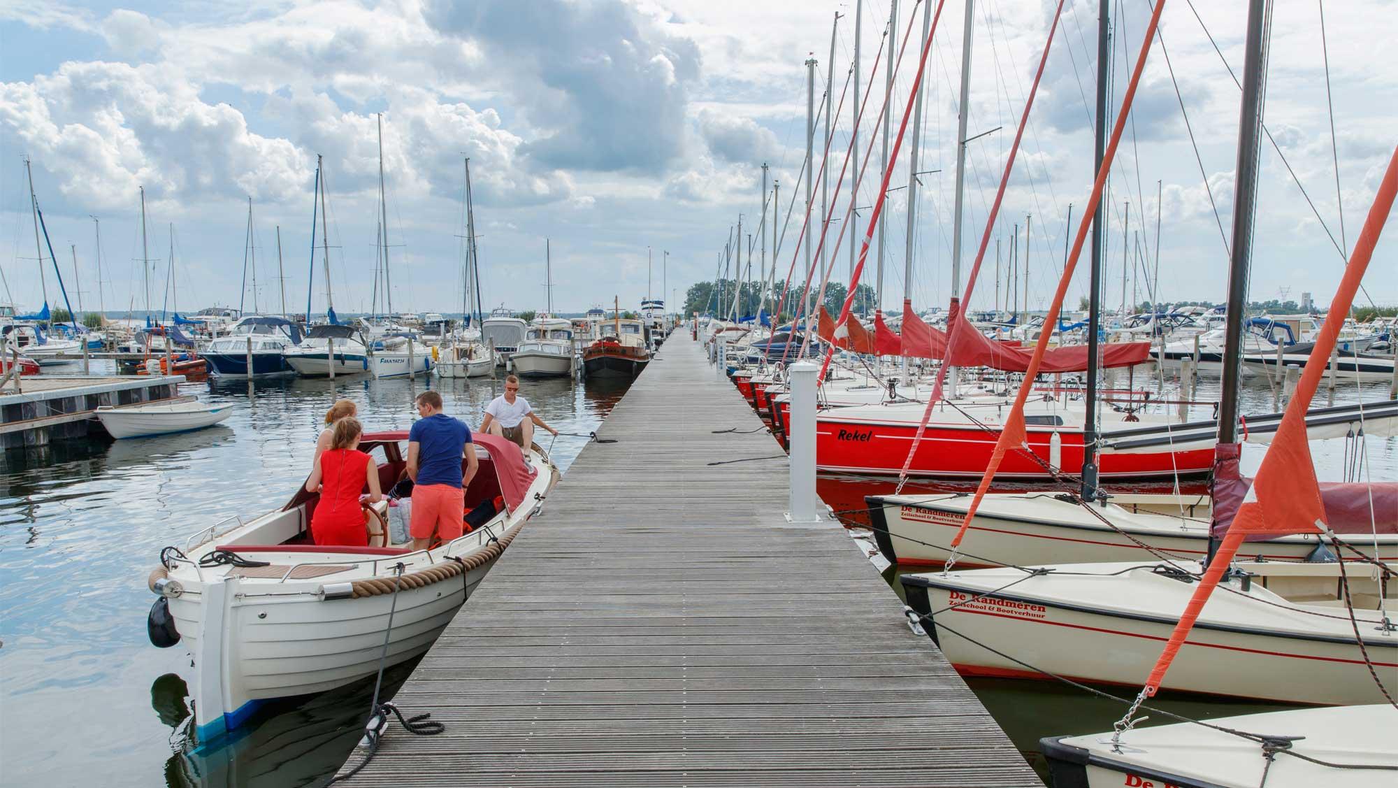Jachthaven Molecaten Park Flevostrand 06