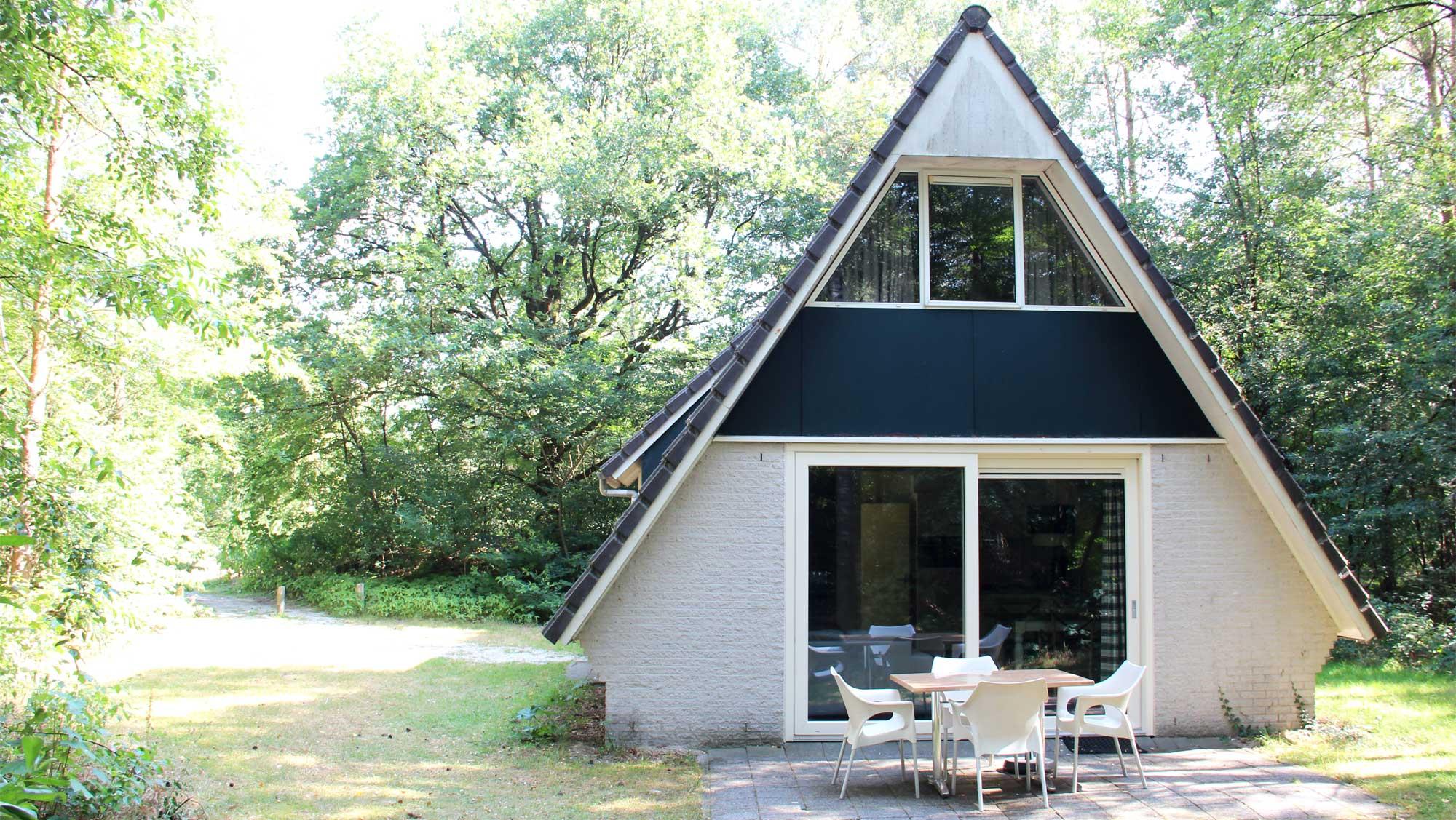 4pers bungalow luxe Alfa Molecaten Park Landgoed Ginkelduin 01