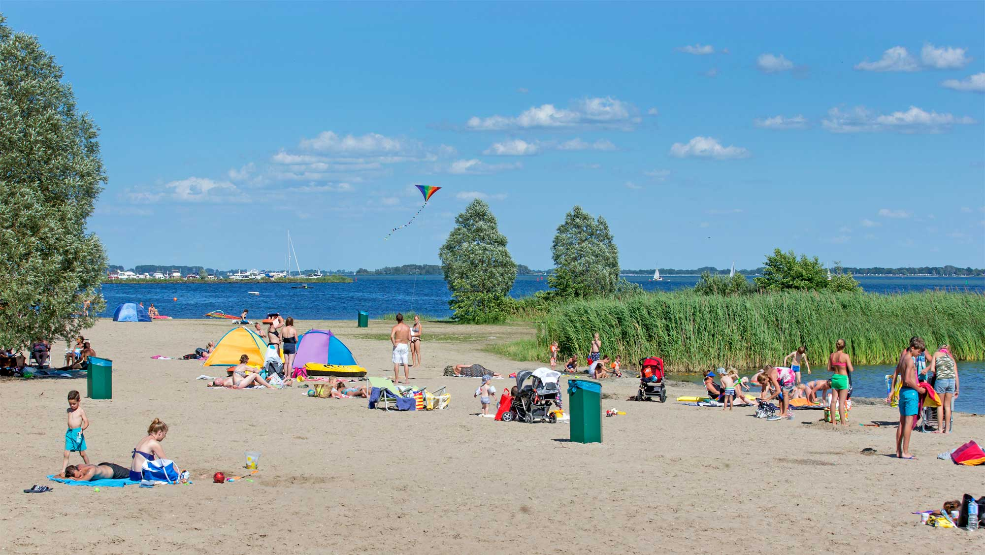 Molecaten Park Flevostrand 02 strand veluwemeer