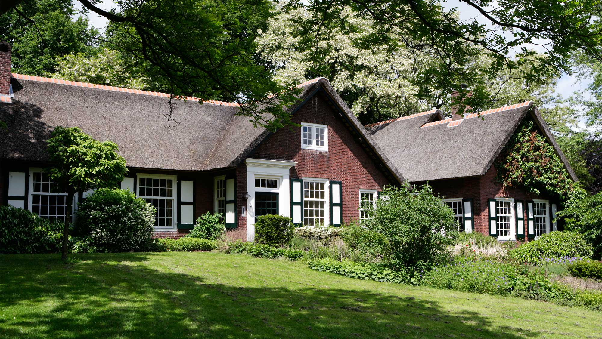 34pers Landhuis Molecaten Park Landgoed Ginkelduin 01