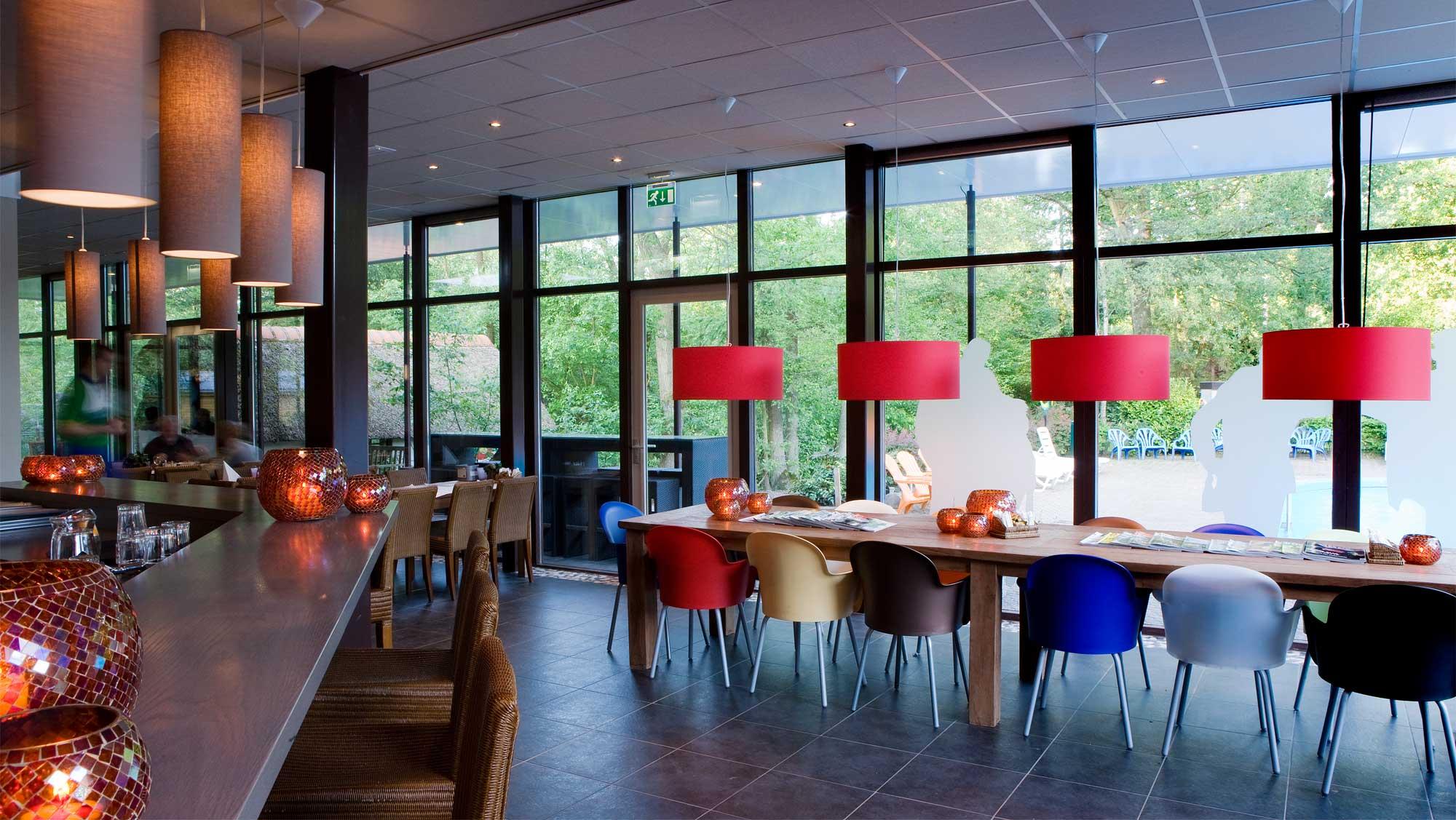 Restaurant De Keuken van Caatje Molecaten Park De Leemkule 23