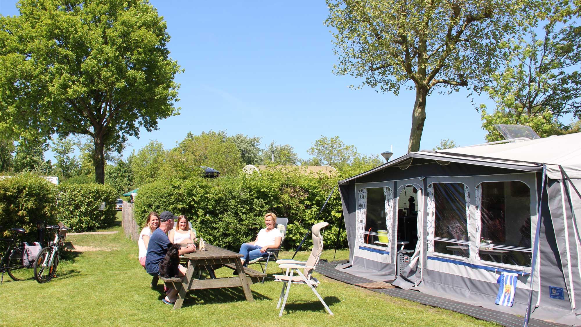 Comfortplaats B kamperen Molecaten Park Wijde Blick 02