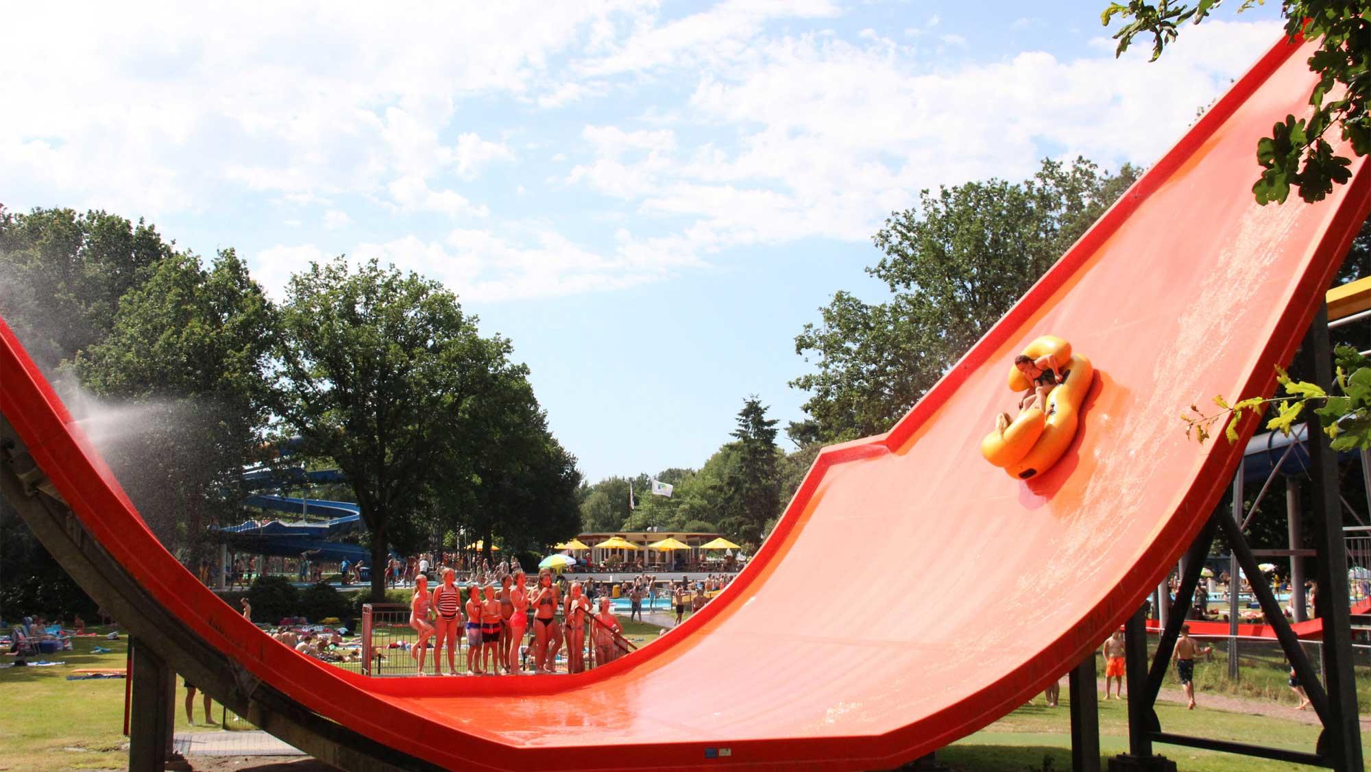Molecaten Park Bosbad Hoeven 15 Waterspeelpark Splesj
