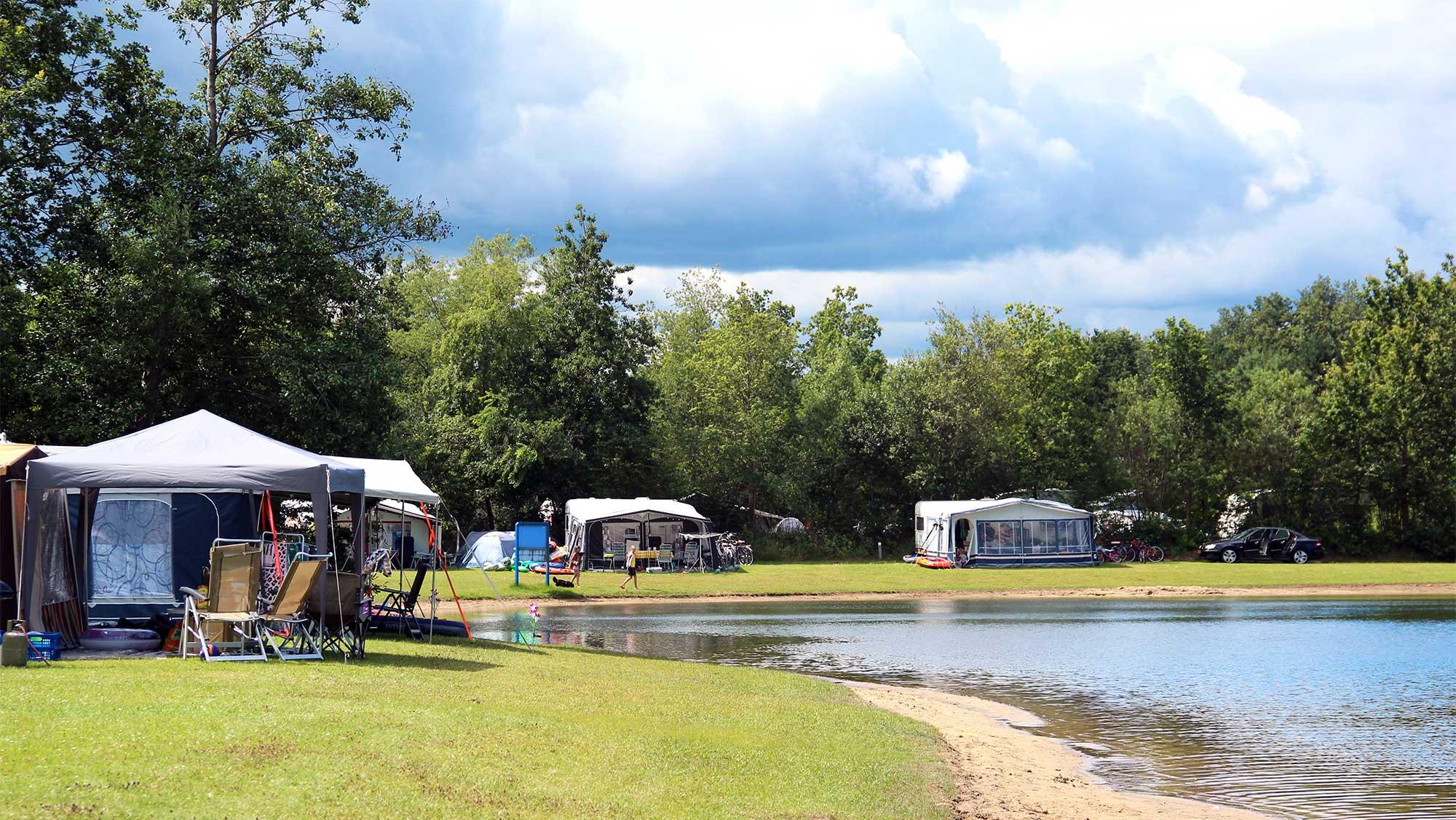 Basisplaats kamperen Molecaten Park Kuierpad 03
