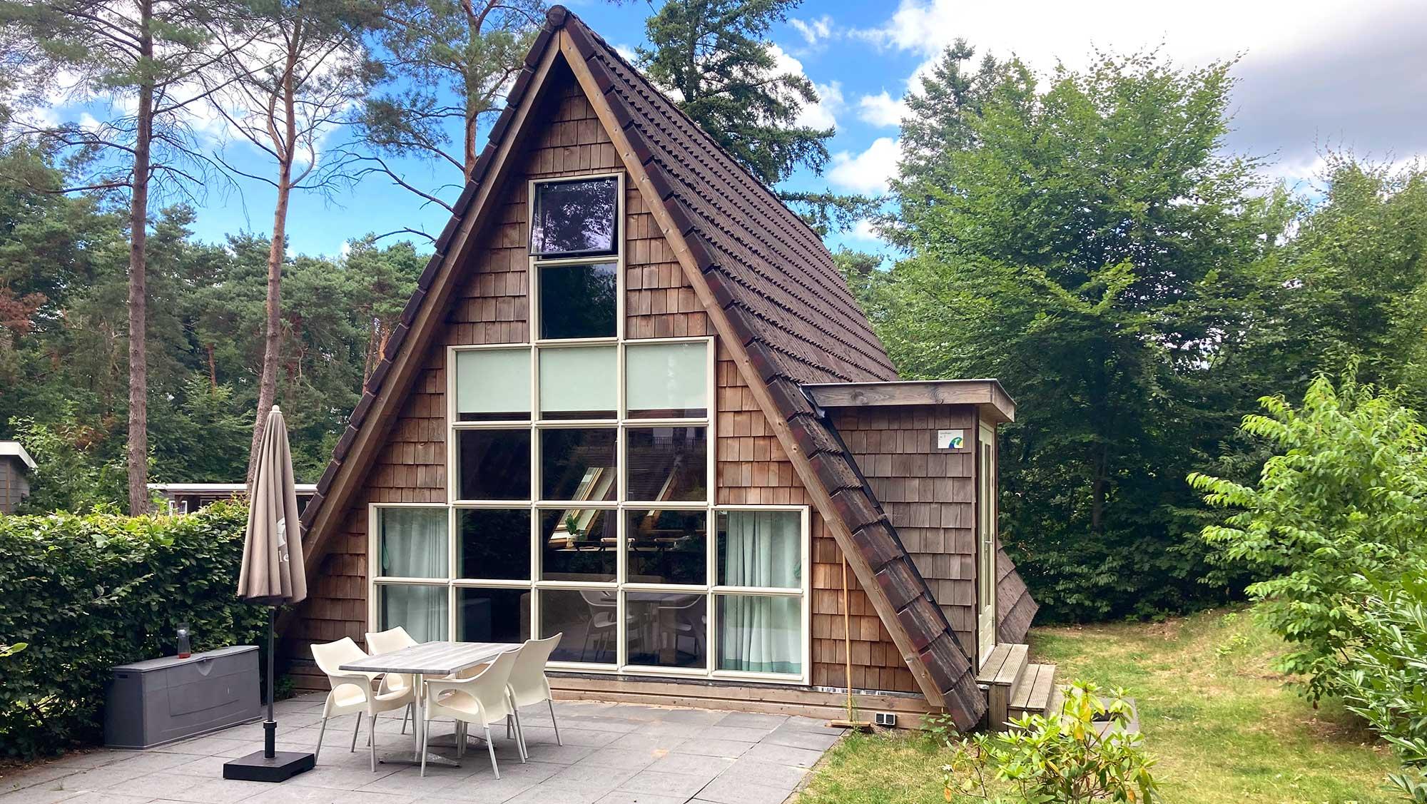 4pers bungalow Goudhaan Molecaten Park De Koerberg 00