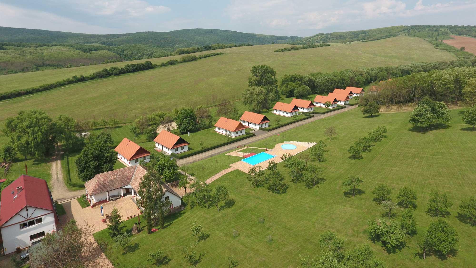 Molecaten Park Legend Estate 15 luchtfoto